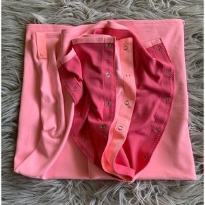 lululemon athletica Accessories - Lululemon Pink Vinyasa Scarf